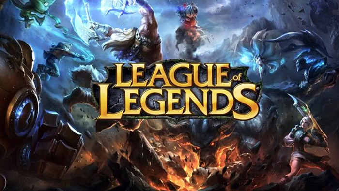 Game: League of Legends.