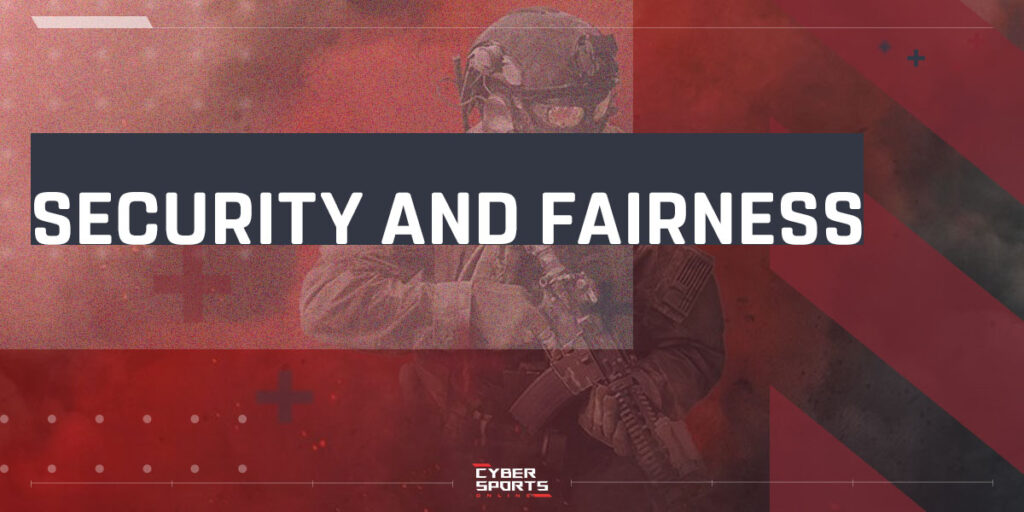 Security and Fairness